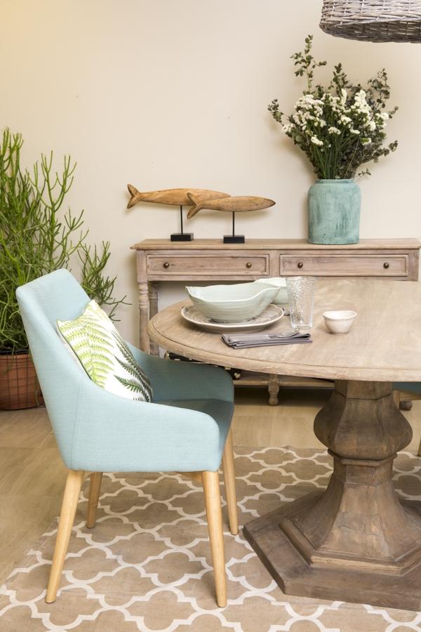Mesa comedor redonda - Mon Deco Shop